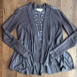 Anthropologie Saturday Sunday cardigan